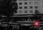 Image of modern store Berlin Germany, 1952, second 56 stock footage video 65675041177