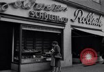 Image of Departmental Store Berlin Germany, 1952, second 25 stock footage video 65675041178