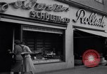 Image of Departmental Store Berlin Germany, 1952, second 29 stock footage video 65675041178