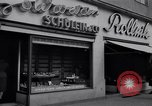 Image of Departmental Store Berlin Germany, 1952, second 32 stock footage video 65675041178
