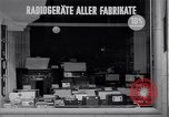 Image of Departmental Store Berlin Germany, 1952, second 41 stock footage video 65675041178