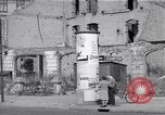Image of bomb destroyed buildings in Berlin post war Berlin Germany, 1952, second 60 stock footage video 65675041179