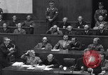 Image of Japanese War Crimes Trial Tokyo Japan, 1946, second 1 stock footage video 65675041191