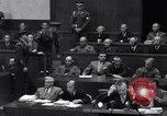Image of Japanese War Crimes Trial Tokyo Japan, 1946, second 10 stock footage video 65675041191
