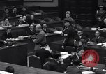 Image of Japanese War Crimes Trial Tokyo Japan, 1946, second 25 stock footage video 65675041191