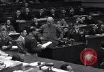 Image of Japanese War Crimes Trial Tokyo Japan, 1946, second 36 stock footage video 65675041191