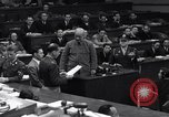 Image of Japanese War Crimes Trial Tokyo Japan, 1946, second 39 stock footage video 65675041191
