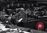 Image of Japanese War Crimes Trial Tokyo Japan, 1946, second 40 stock footage video 65675041191