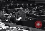 Image of Japanese War Crimes Trial Tokyo Japan, 1946, second 41 stock footage video 65675041191