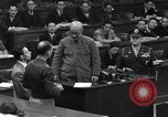 Image of Japanese War Crimes Trial Tokyo Japan, 1946, second 50 stock footage video 65675041191