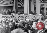 Image of Woodrow Wilson West Long Branch New Jersey USA, 1916, second 49 stock footage video 65675041218