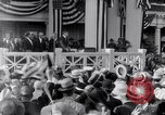 Image of Woodrow Wilson West Long Branch New Jersey USA, 1916, second 50 stock footage video 65675041218