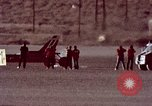 Image of rocket powered car California United States USA, 1979, second 17 stock footage video 65675041233