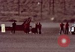Image of rocket powered car California United States USA, 1979, second 25 stock footage video 65675041233