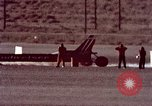 Image of rocket powered car California United States USA, 1979, second 32 stock footage video 65675041233