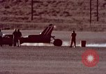 Image of rocket powered car California United States USA, 1979, second 33 stock footage video 65675041233