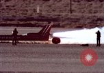 Image of rocket powered car California United States USA, 1979, second 37 stock footage video 65675041233