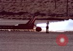 Image of rocket powered car California United States USA, 1979, second 38 stock footage video 65675041233