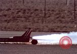 Image of rocket powered car California United States USA, 1979, second 40 stock footage video 65675041233