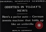 Image of Parlor Auto Berlin Germany, 1929, second 11 stock footage video 65675041243