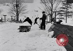 Image of Speedway Montreal Quebec Canada, 1930, second 17 stock footage video 65675041248