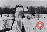 Image of Speedway Montreal Quebec Canada, 1930, second 41 stock footage video 65675041248