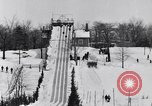 Image of Speedway Montreal Quebec Canada, 1930, second 42 stock footage video 65675041248