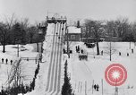 Image of Speedway Montreal Quebec Canada, 1930, second 43 stock footage video 65675041248