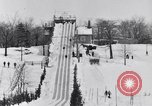 Image of Speedway Montreal Quebec Canada, 1930, second 45 stock footage video 65675041248