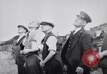 Image of Pigeons Selby England United Kingdom, 1933, second 53 stock footage video 65675041255