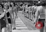 Image of Bathing beauty contest Coney Island New York USA, 1933, second 9 stock footage video 65675041259