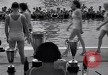 Image of Bathing beauty contest Coney Island New York USA, 1933, second 25 stock footage video 65675041259