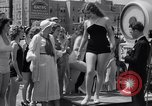 Image of Bathing beauty contest Coney Island New York USA, 1933, second 34 stock footage video 65675041259