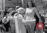 Image of Bathing beauty contest Coney Island New York USA, 1933, second 36 stock footage video 65675041259