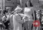 Image of Bathing beauty contest Coney Island New York USA, 1933, second 38 stock footage video 65675041259