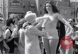 Image of Bathing beauty contest Coney Island New York USA, 1933, second 40 stock footage video 65675041259