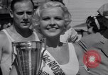 Image of Bathing beauty contest Coney Island New York USA, 1933, second 52 stock footage video 65675041259