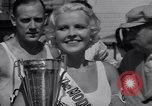 Image of Bathing beauty contest Coney Island New York USA, 1933, second 53 stock footage video 65675041259