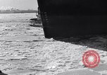 Image of Ocean liner Bremen New York City USA, 1934, second 19 stock footage video 65675041262
