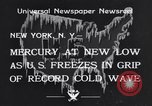 Image of Cold wave New York United States USA, 1934, second 3 stock footage video 65675041266