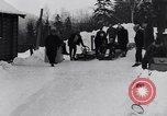 Image of Bobsled Lake Placid New York USA, 1934, second 11 stock footage video 65675041268