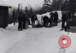 Image of Bobsled Lake Placid New York USA, 1934, second 13 stock footage video 65675041268