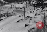Image of Bobsled Lake Placid New York USA, 1934, second 33 stock footage video 65675041268
