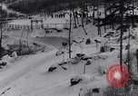 Image of Bobsled Lake Placid New York USA, 1934, second 34 stock footage video 65675041268