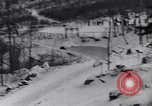 Image of Bobsled Lake Placid New York USA, 1934, second 35 stock footage video 65675041268