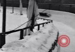 Image of Bobsled Lake Placid New York USA, 1934, second 40 stock footage video 65675041268