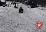 Image of Bobsled Lake Placid New York USA, 1934, second 62 stock footage video 65675041268