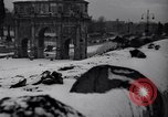Image of Snow fall Rome Italy, 1935, second 9 stock footage video 65675041271