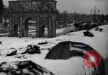 Image of Snow fall Rome Italy, 1935, second 13 stock footage video 65675041271