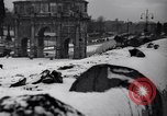 Image of Snow fall Rome Italy, 1935, second 15 stock footage video 65675041271